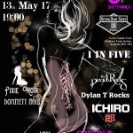 final bands and burlesque event